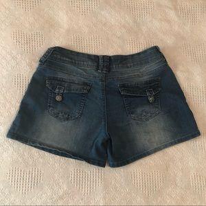 Gianni Bini Denim Shorts